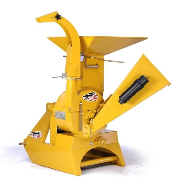 PTO Chipper Shredder