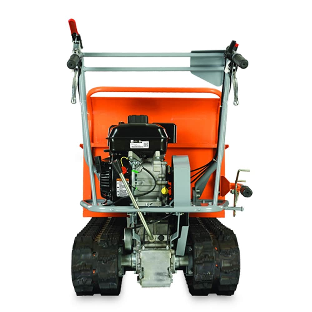 Power Cart with Gas Engine
