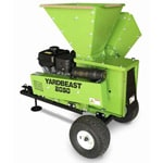 Tow-Behind Gas Chipper Shredder