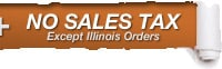 Tax-Free Chippers Dealer - Excludes Illinois