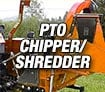 PTO Chipper/Shredder