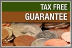 Tax Free Guarantee on Chippers