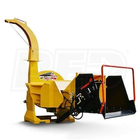 "Wallenstein (10"") 540-1000 RPM PTO Chipper w/ Hydraulic Feed"