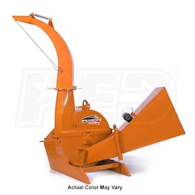 "Wallenstein (6"") 540-1000 RPM PTO Chipper"