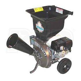 "Patriot (3"") Professional 9-HP Chipper Shredder w/ Honda Engine"