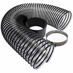 Agri-Fab Lawn Vac Hose Extension Kit for Zero Turn Mower