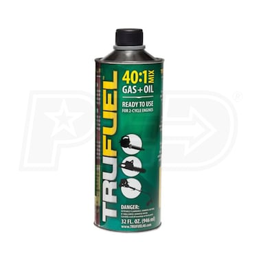 TruFuel 40:1 Pre-Blended 2-Cycle Fuel (6-Pack)
